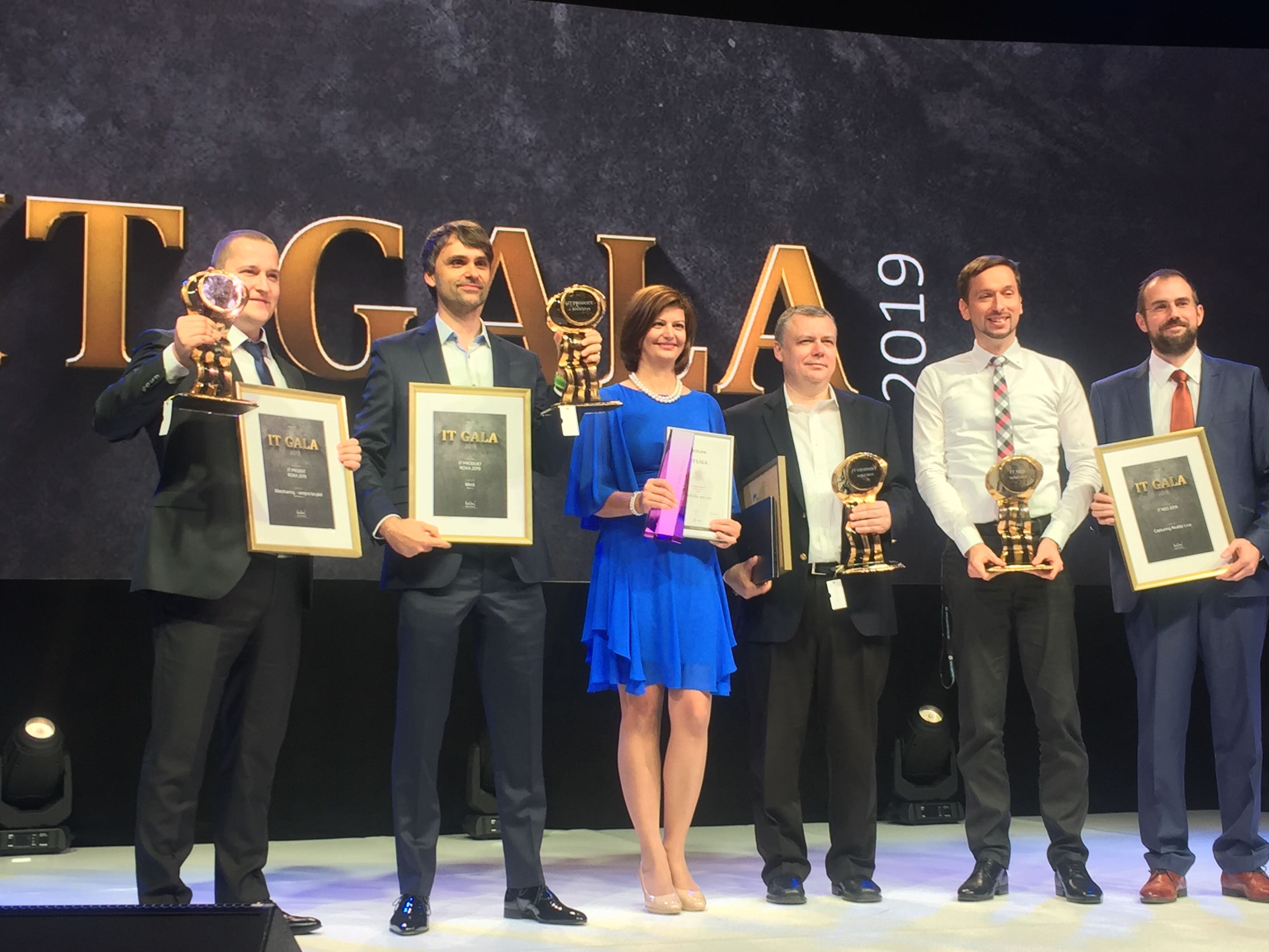 A New Investment and the IT Product of the Year IT GALA All Winners