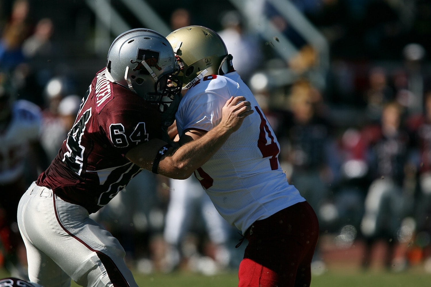 Offense, Defense, Or Both: American Football Players