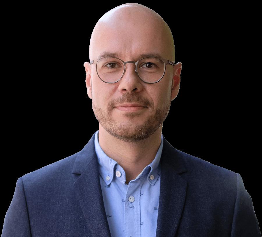 Michal Rosik, CPO