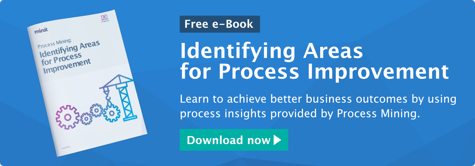 Free e-Book Identifying Areas for Process Improvement