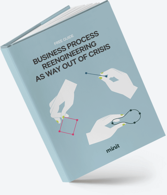 Business process reengineering guide