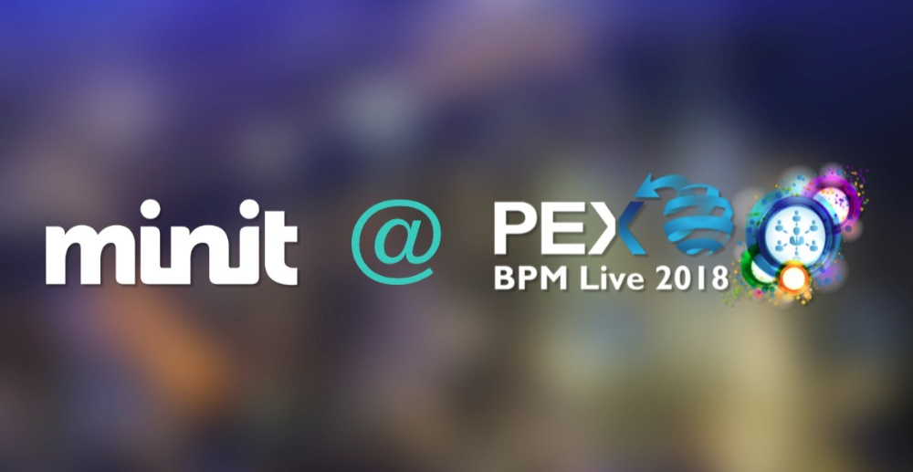 Join Minit's free online session at BPM Live 2018